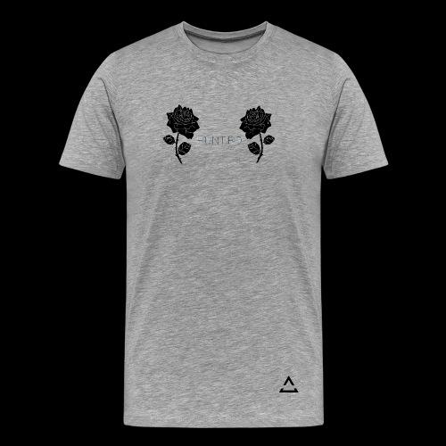Hunted Rose T shirt - Men's Premium T-Shirt