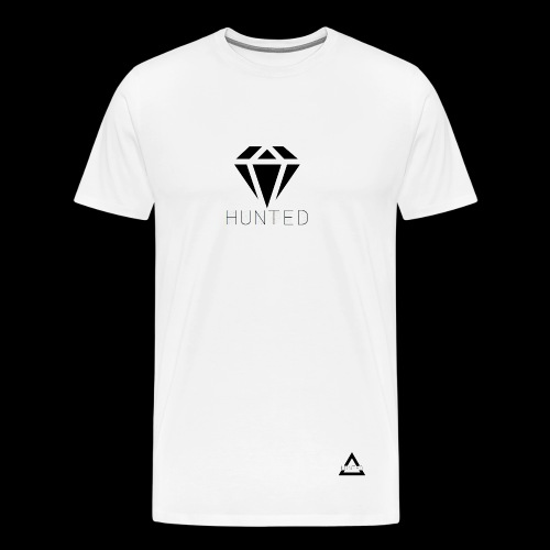 Hunted Diamond T shirt - Men's Premium T-Shirt