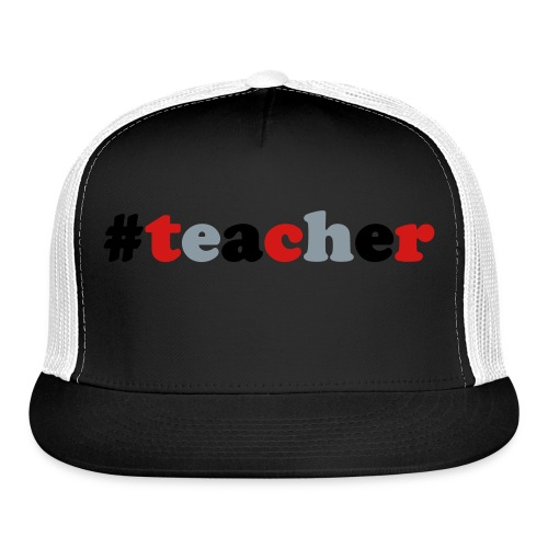 Teacher Trucker Hat  - Trucker Cap