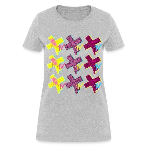 BC Studios XTV Stacked logo women - Women's T-Shirt
