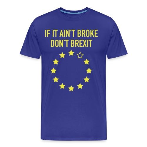 Brexit - Men's t-shirt - Men's Premium T-Shirt
