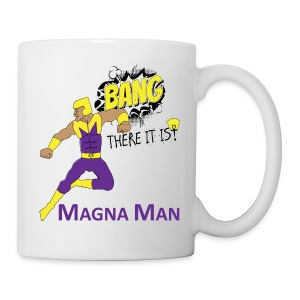 Magna Man Coffee Mug - Coffee/Tea Mug