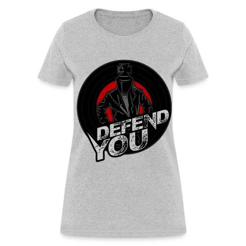 Women's Tee (Punk Rock King) - Women's T-Shirt