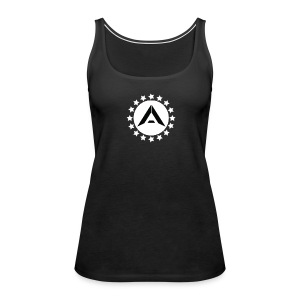 AudaciousArmando W Tank Top - Women's Premium Tank Top
