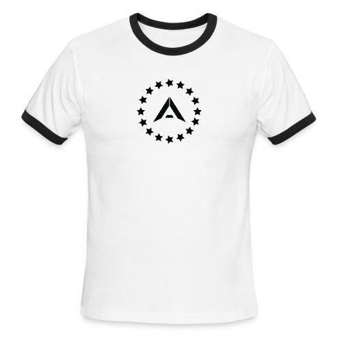 AudaciousArmando M Ringer Shirt - Men's Ringer T-Shirt