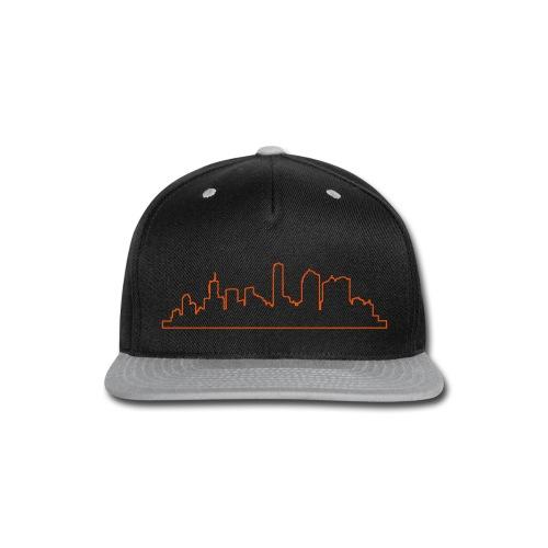 Alternate New York Snapback - Snap-back Baseball Cap