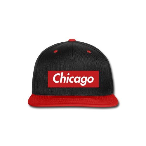 Bulls Snapback - Snap-back Baseball Cap