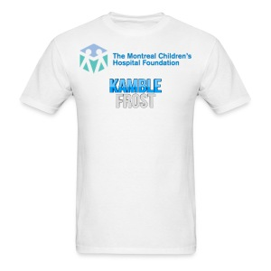 Kamble Frost Sick kids Support Shirt (Men) - Men's T-Shirt