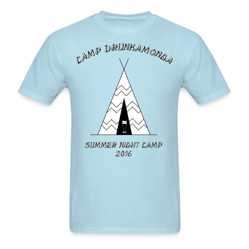 Camp Drunkamonga Men's Tee - Men's T-Shirt
