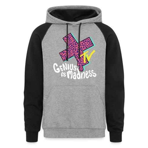 XTV hoodie - Colorblock Hoodie