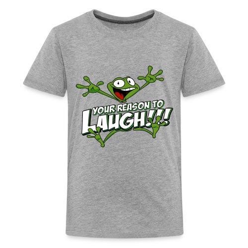 YRTL with Logo - Kids' Premium T-Shirt