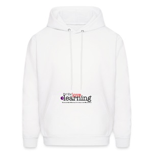 For the Love of Learning hoodie - Men's Hoodie