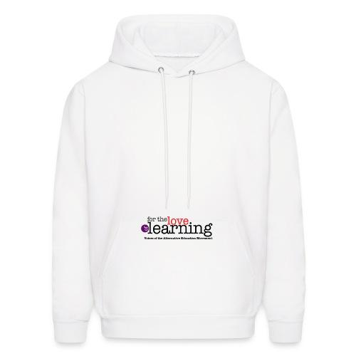 For the Love of Learning hoodie - Men's Hoodie
