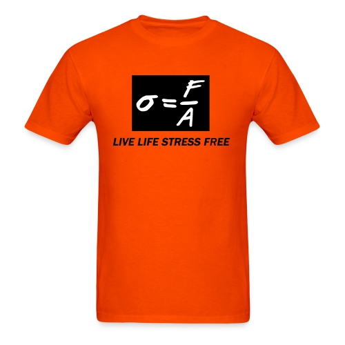 Stress Free - Men's T-Shirt