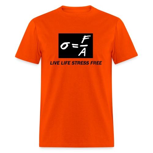 Stress Free - Men's T-Shirt
