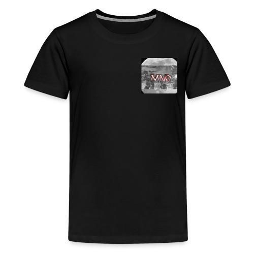 black t shirt - Kids' Premium T-Shirt