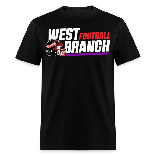 Black T-Shirt - Men's T-Shirt