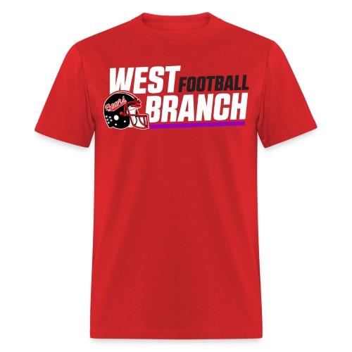 Red T-Shirt - Men's T-Shirt