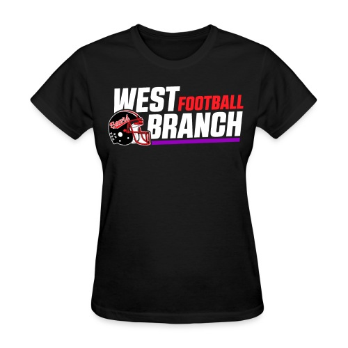 Women's Black T-Shirt - Women's T-Shirt
