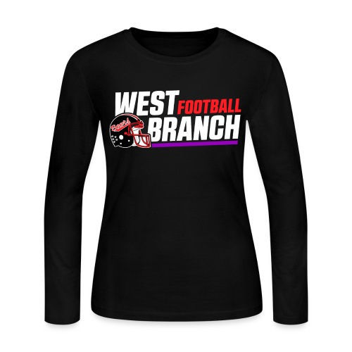 Women's Black Long Sleeve T-Shirt - Women's Long Sleeve Jersey T-Shirt