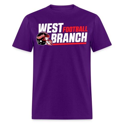 Purple T-Shirt - Men's T-Shirt
