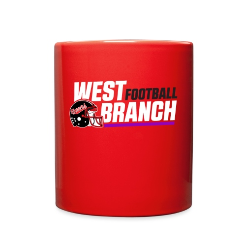Red Mug - Full Color Mug