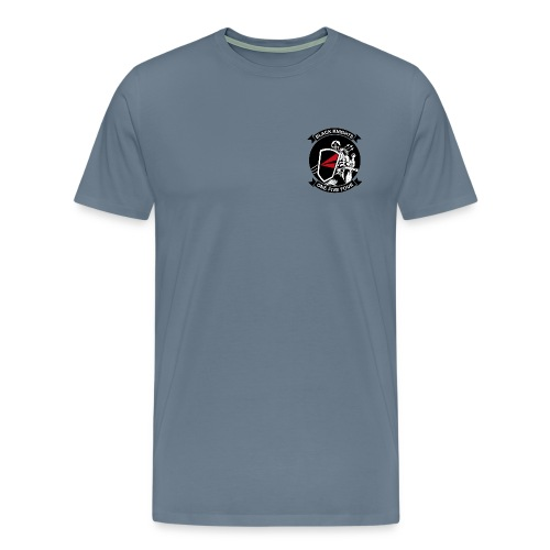 VF/VFA-154 BLACK KNIGHTS ver2 - Men's Premium T-Shirt