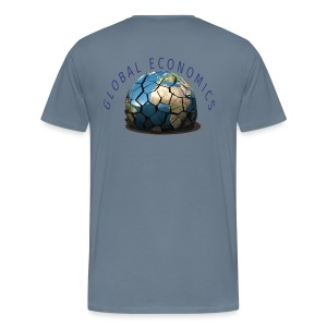 Global Economics - Men's Premium T-Shirt
