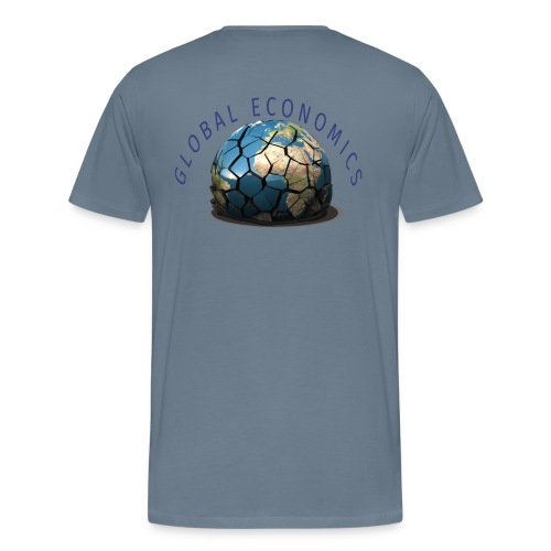 Global Economics - Men's Premium T-Shirt