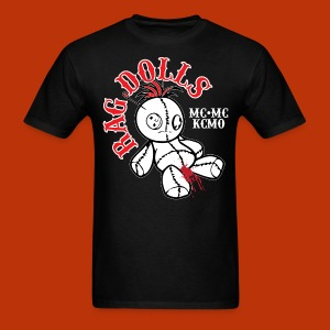 Rag Dolls MC MC - Men's T-Shirt