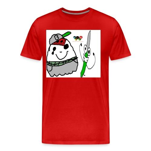 BRA SCOTAS - Men's Premium T-Shirt