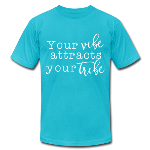 Unisex fit Vibe tribe  - Men's  Jersey T-Shirt