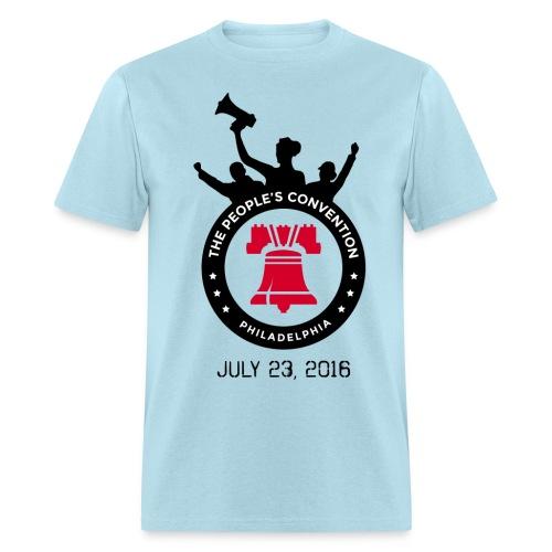 People's Convention Logo - Men's - Men's T-Shirt