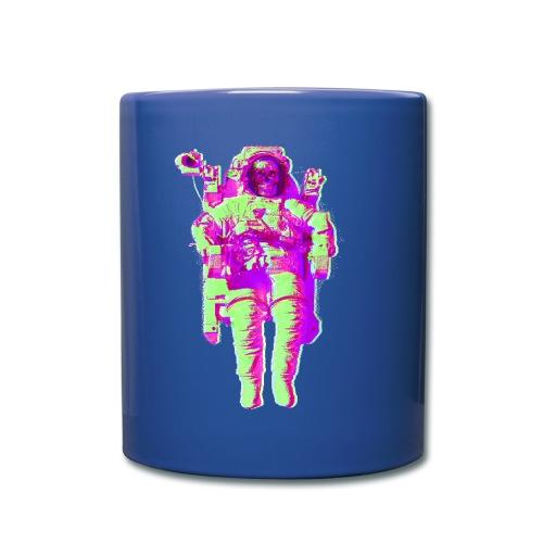 Space Skull - Full Color Mug