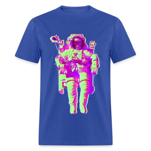 Space Skull - Men's T-Shirt