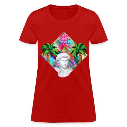 Vaporwave - Women's T-Shirt