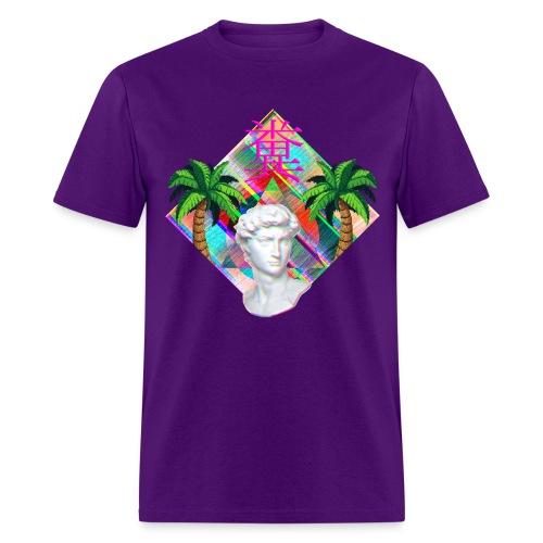 Vaporwave - Men's T-Shirt