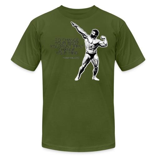 Mind Muscle Connection - Men's Fine Jersey T-Shirt