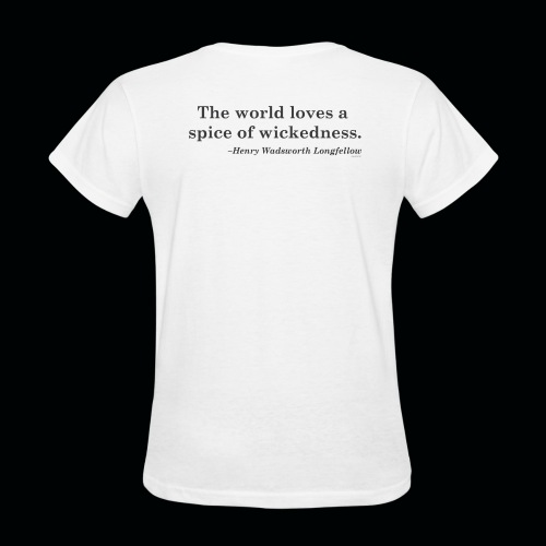 Wicked Salon - Spice! White Tee W - Women's T-Shirt