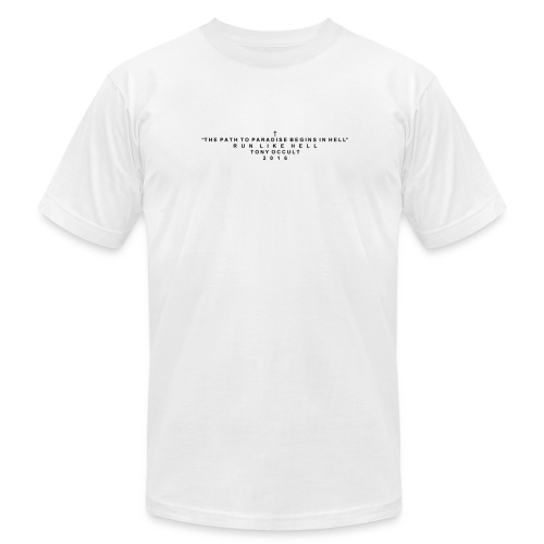 PARADISO TEE - Men's  Jersey T-Shirt