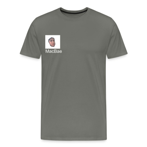MacBae - Men's Premium T-Shirt