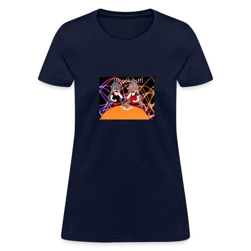 cartoon tshirt - Women's T-Shirt