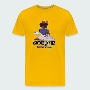 Up to 5XL- Sotobunnies - Men's Premium T-Shirt