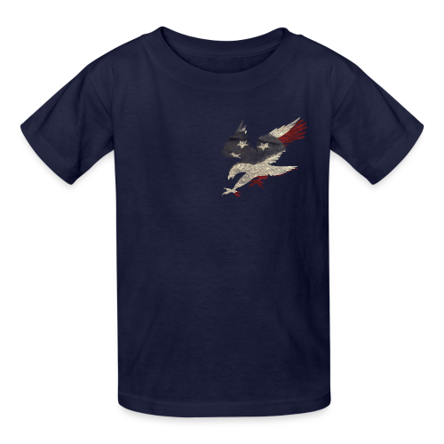 American love - Kids' T-Shirt