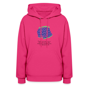 Booty Workout Hoodie - Women's Hoodie