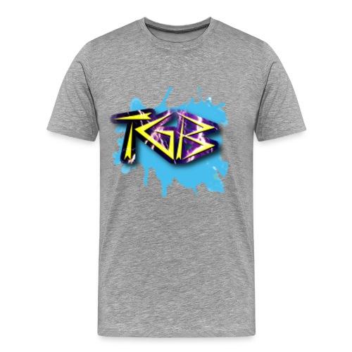 TheGoldenBuilders Fan T-Shirt - Men's Premium T-Shirt