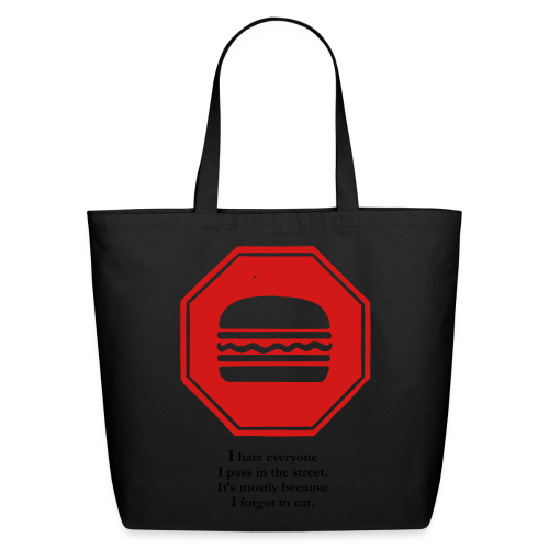 Hangry Tote - Eco-Friendly Cotton Tote