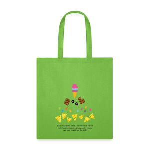 Snacks on Snacks Tote - Tote Bag