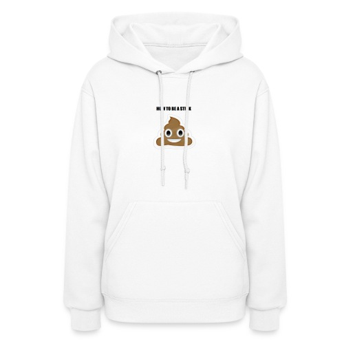How to be a Stink Women's Hoodie - Women's Hoodie