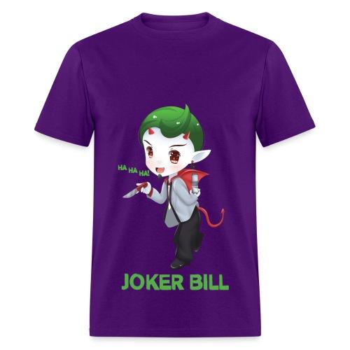Joker Bill - Men's T-Shirt
